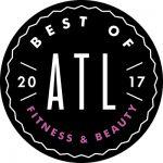 Best of Atlanta Fitness & Beauty badge