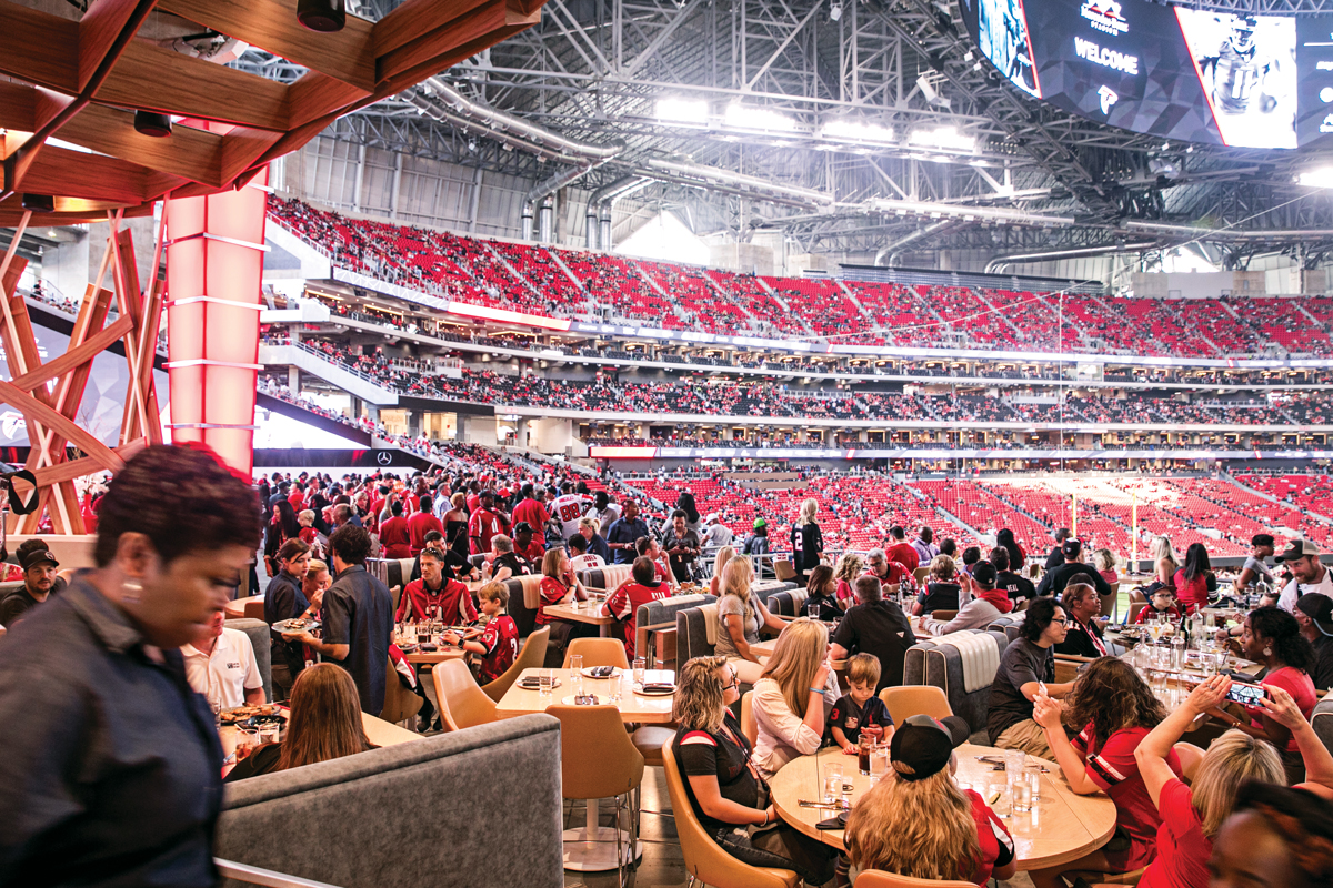 Best Bars In Atlanta Atlanta Magazine - 12 over the top stadium foods to try this year
