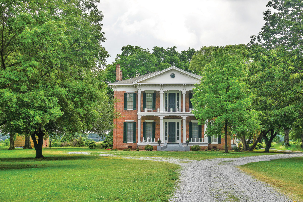 Belmont Plantation, Mississippi Delta