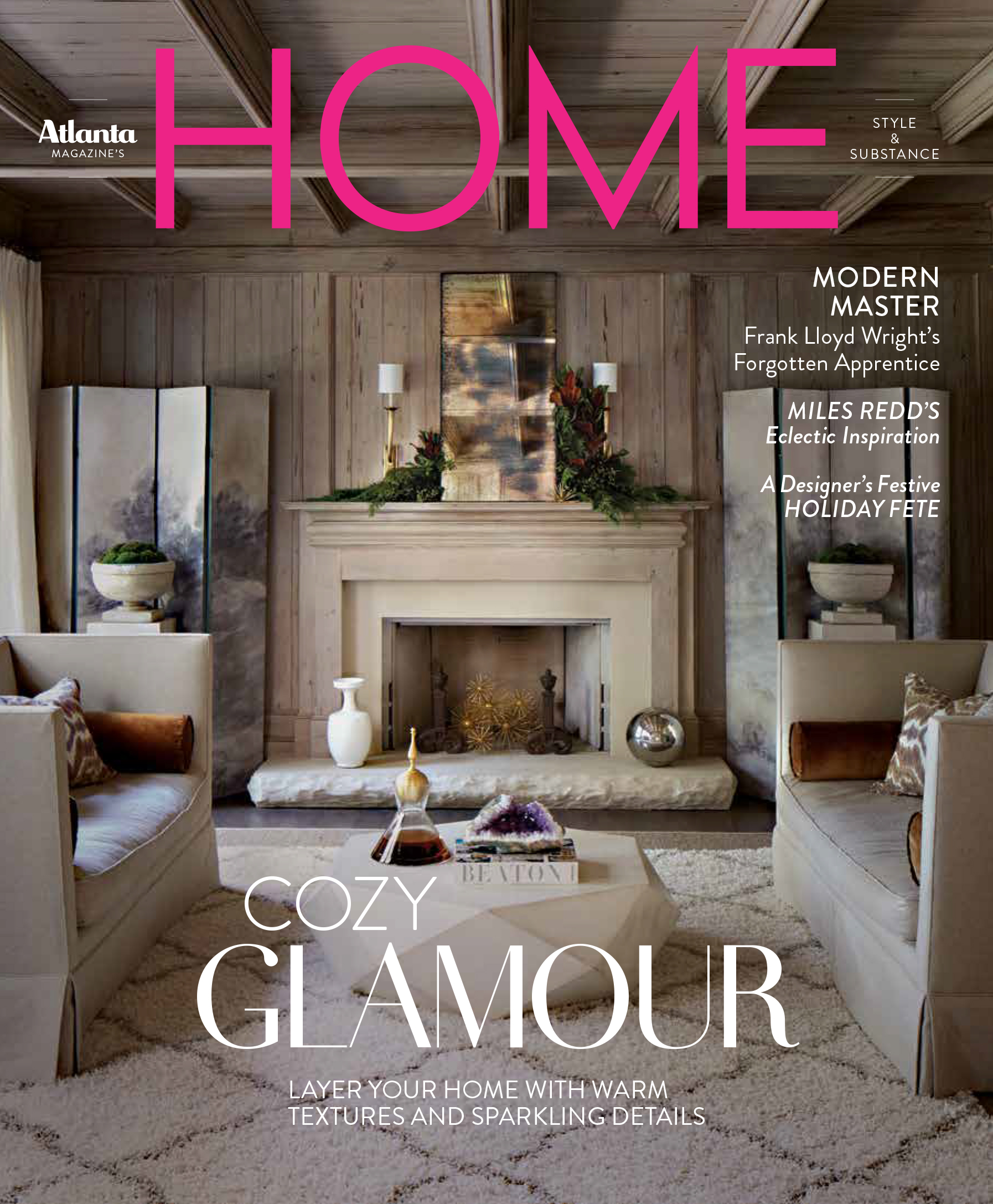 atlanta magazines home - Popular Interior Design Magazines
