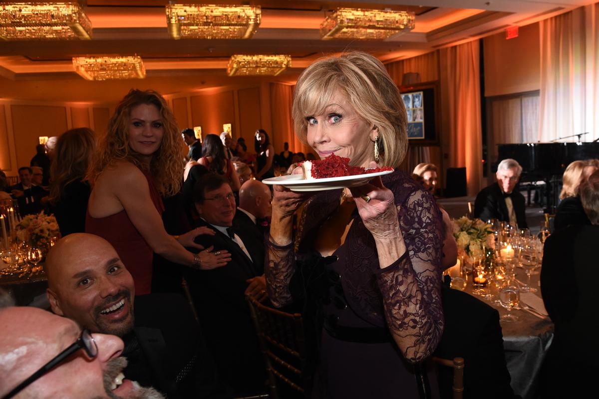 Jane Fonda 80th Birthday Atlanta
