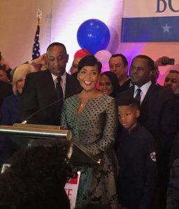Keisha Lance Bottoms Atlanta Mayor