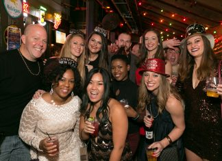 What to do New Year's Eve Atlanta