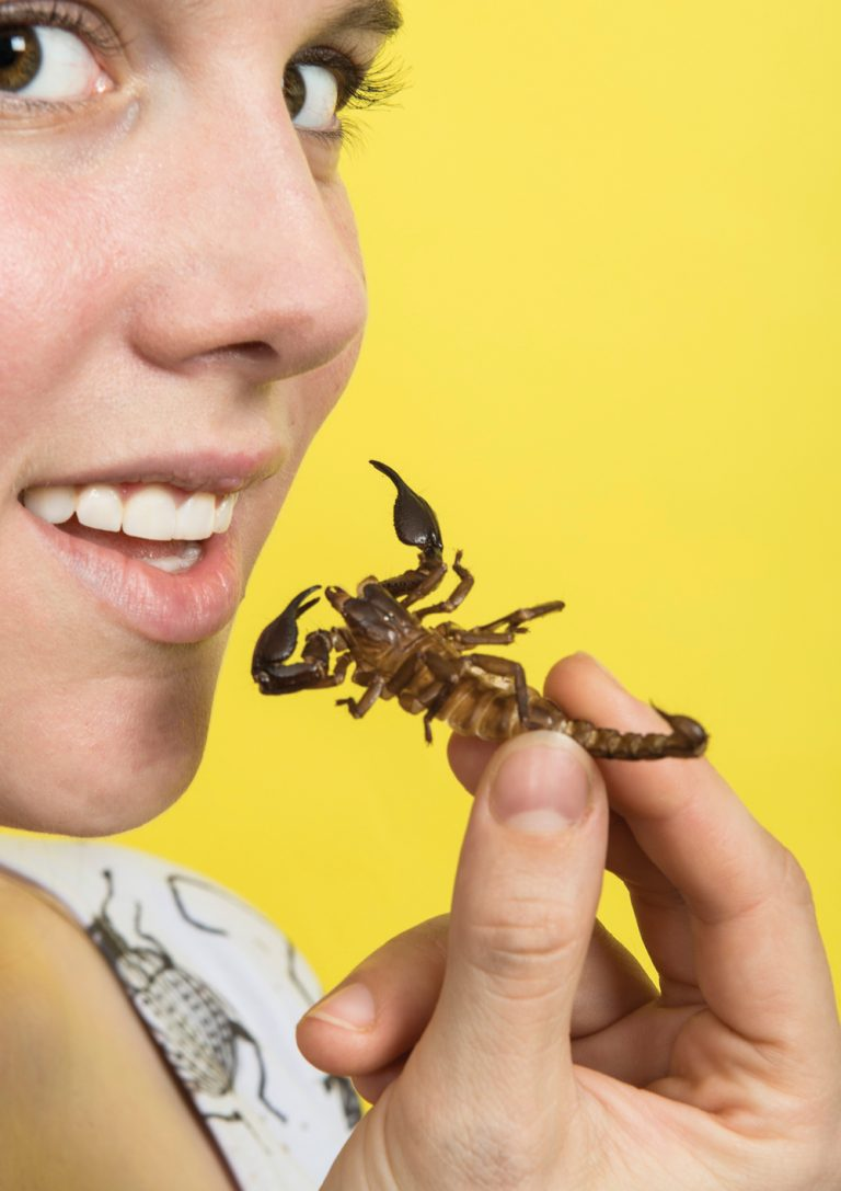 Will Atlanta restaurants soon serve insects? This scientist hopes so.