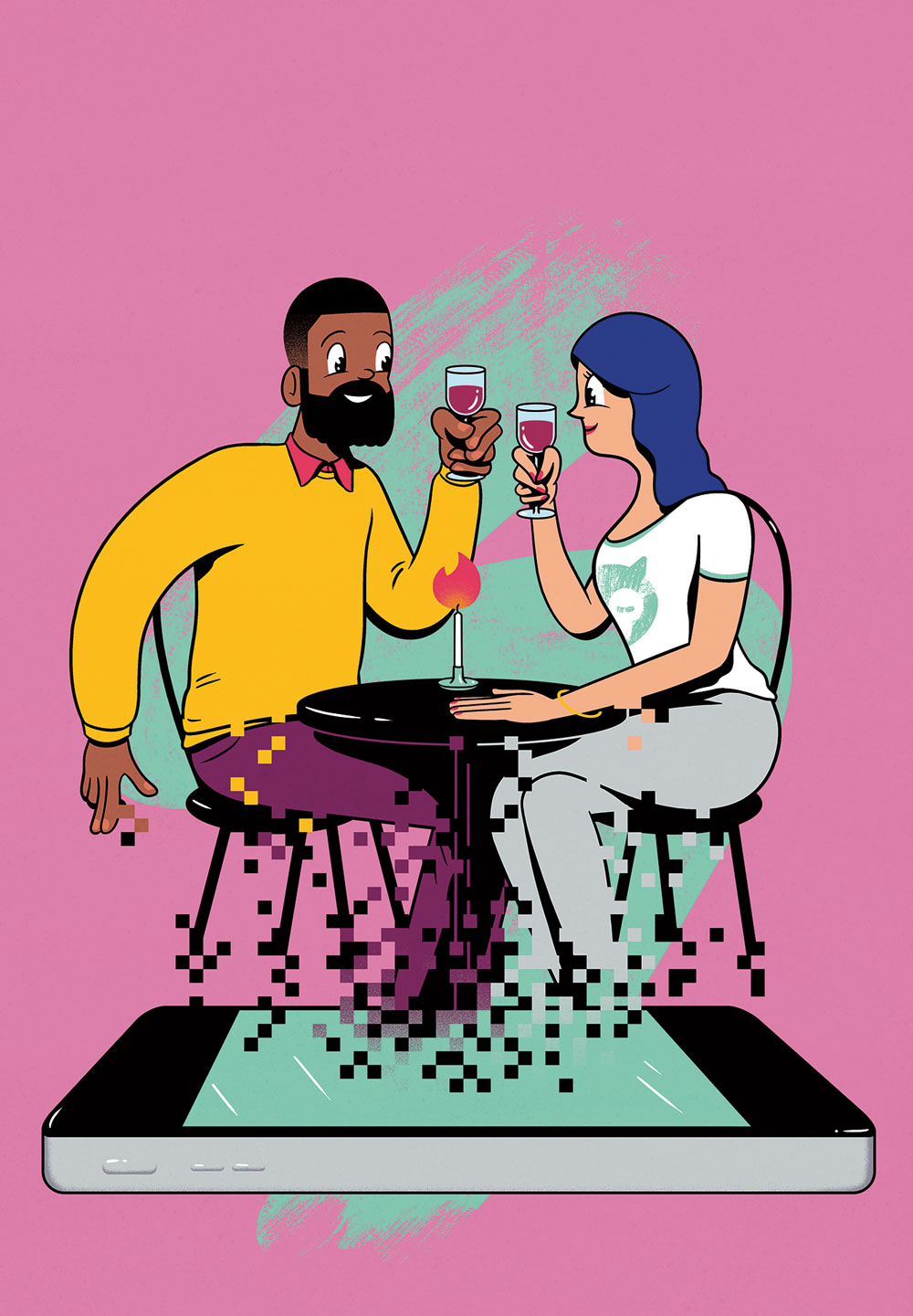 where to bring your tinder date in atlanta this valentine's day, Ideas