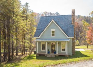 Old Creek MIll House Envy