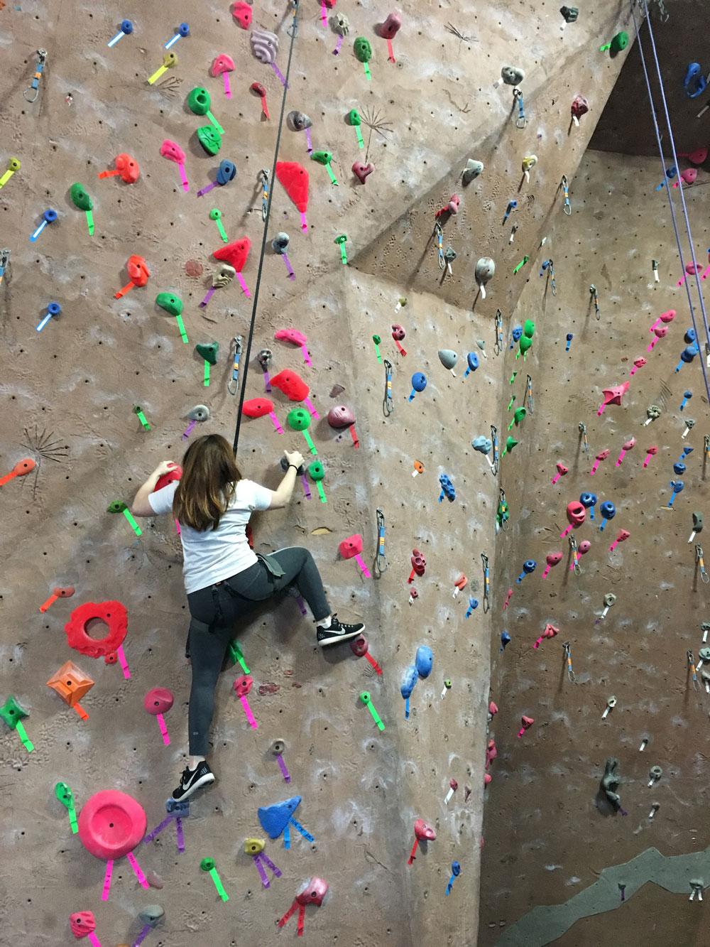 Wall Crawler Rock Club