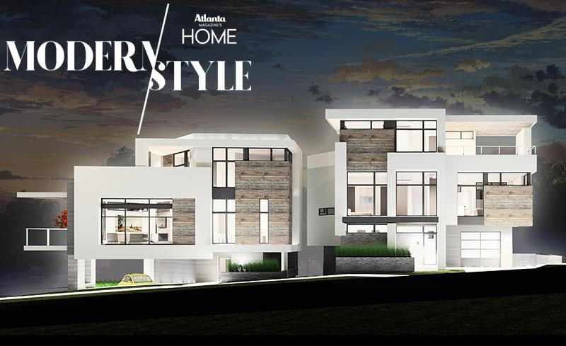 Atlanta Magazine's HOME Modern Style
