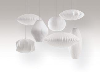 Nelson Bubble Lamps