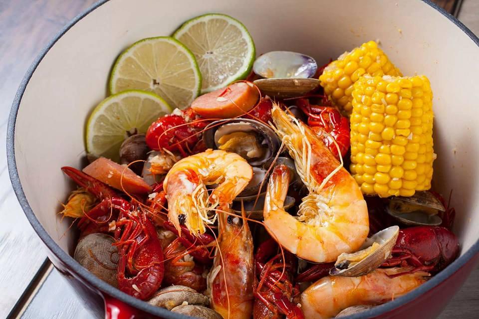 Kajun Crab crawfish boil Buford Highway