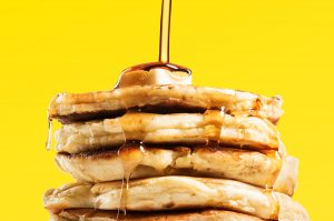 Best breakfast cover pancakes