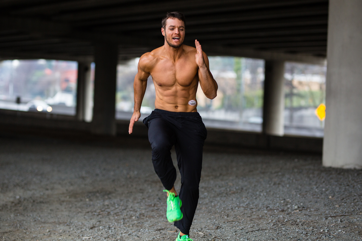 Boxing, running, dead lifts—diabetes doesn't hold this Atlanta personal trainer back