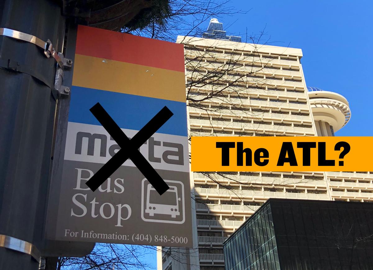 Atlanta transit expansion bills The ATL MARTA