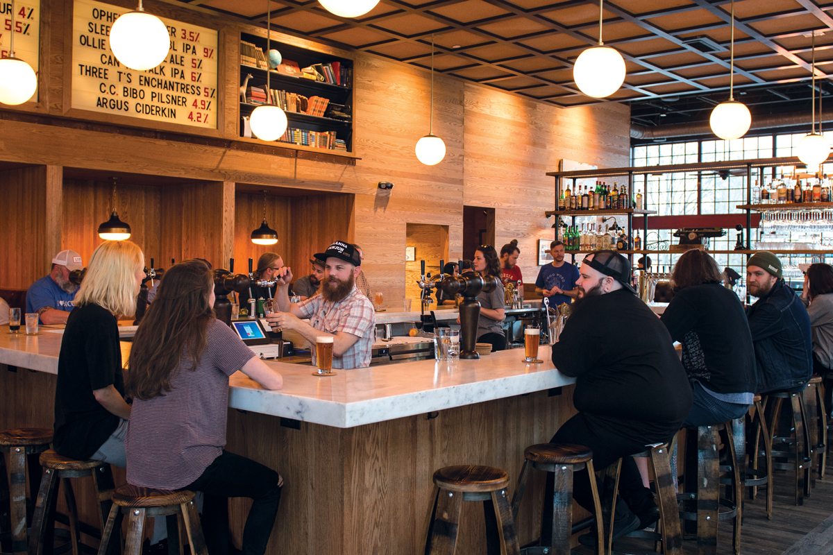 Review: Good Word Brewing & Public House