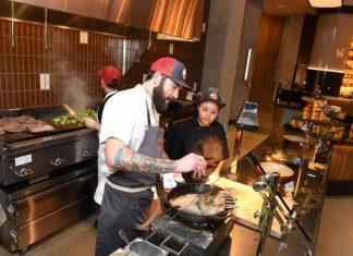Philips Arena Courtside Club - Chef Joe Schafer preparation_preview