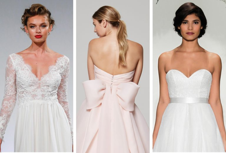 Wedding season is almost here. Anne Barge reveals the most in-demand bridal trends.