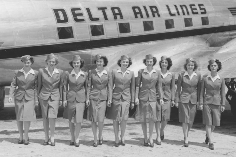 Delta Uniforms 1943-1946