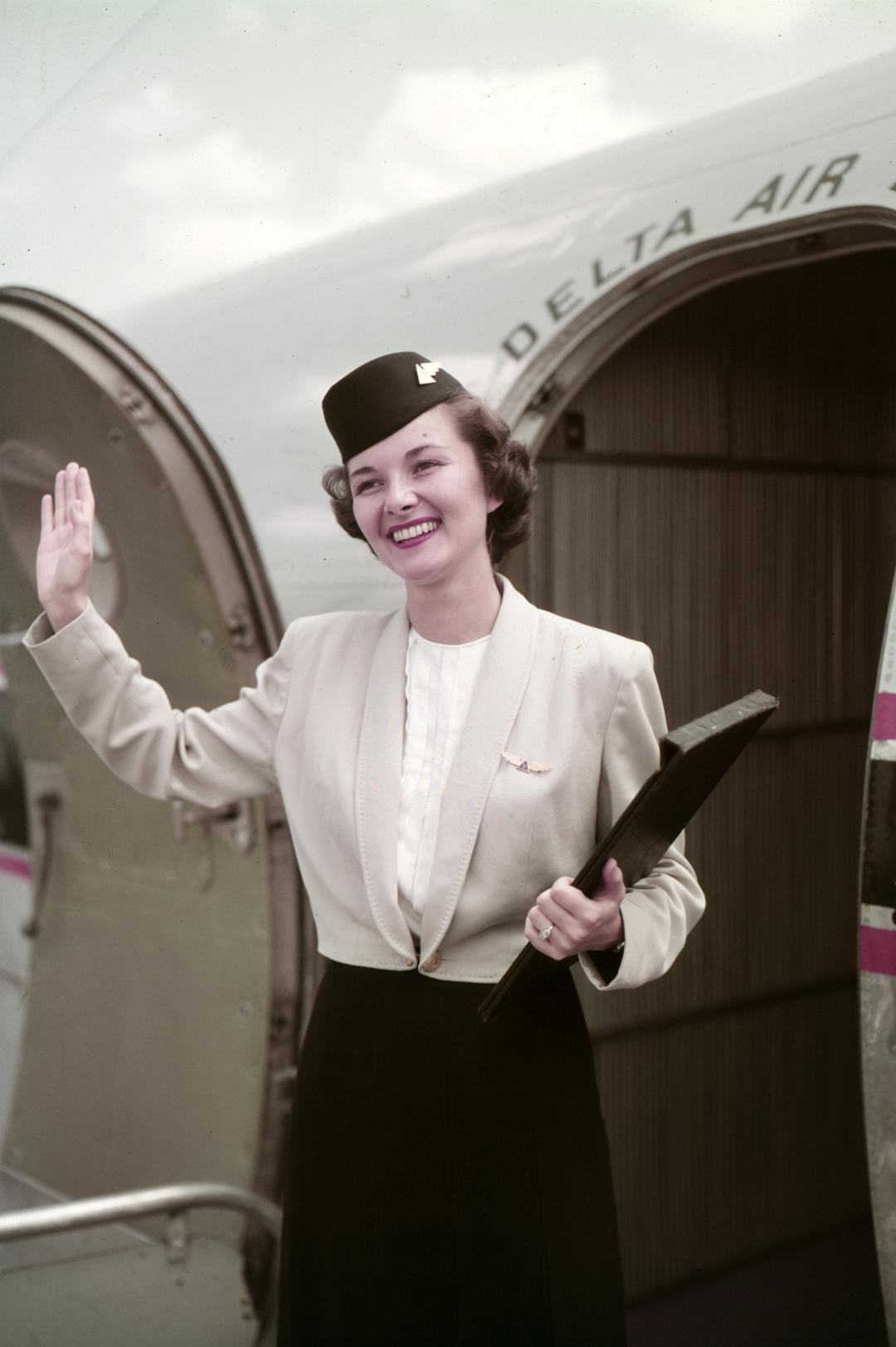 Delta Uniforms 1948-1953