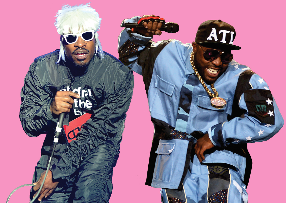 Andre 3000 and Big Boi