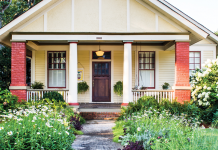 Retro Kirkwood house