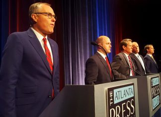 Georgia Republican Governor Debate