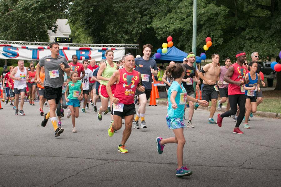 Atlanta Pride Run and Walk