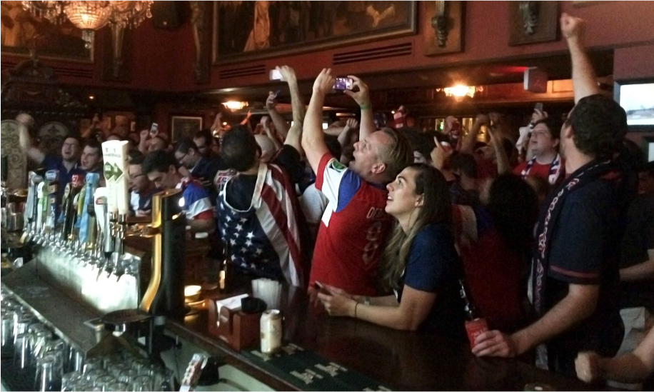Where to watch the World Cup in Atlanta