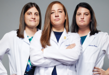Emory triplet medicine graduates