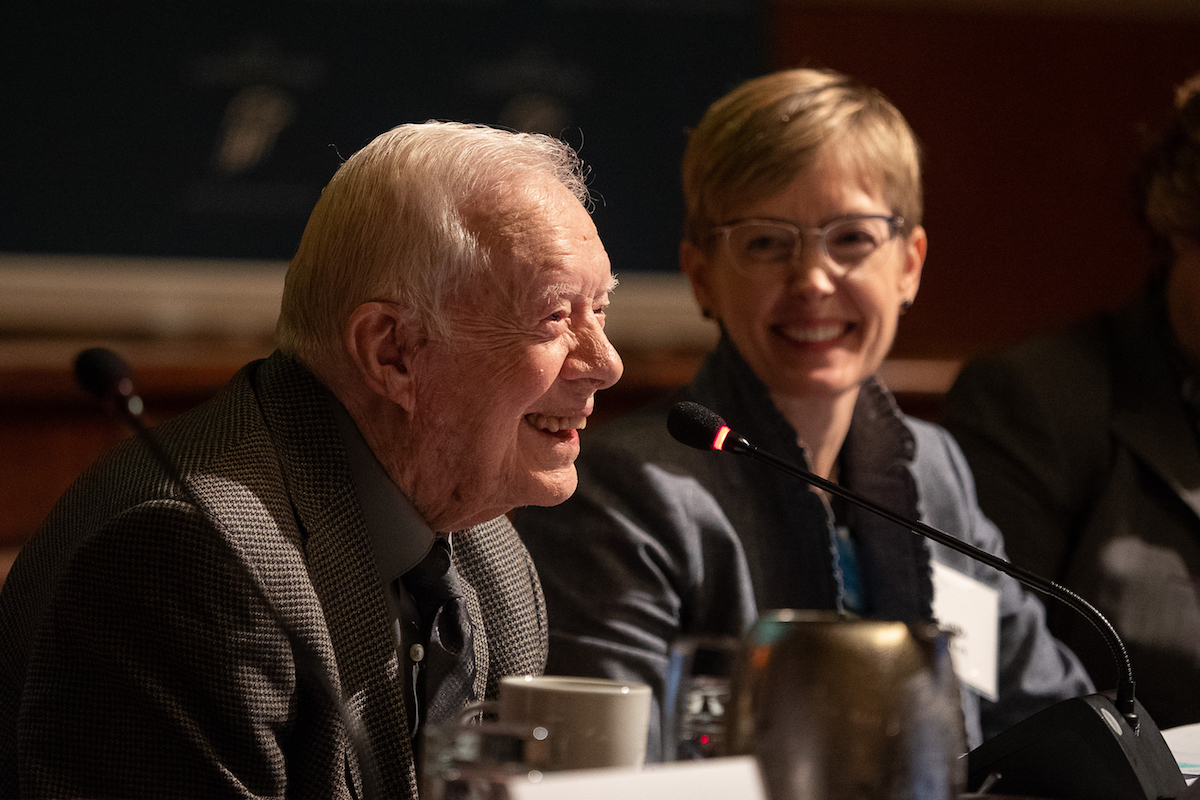 Jimmy Carter Human Rights Defenders Forum