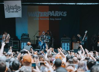 Waterparks at Warped Tour