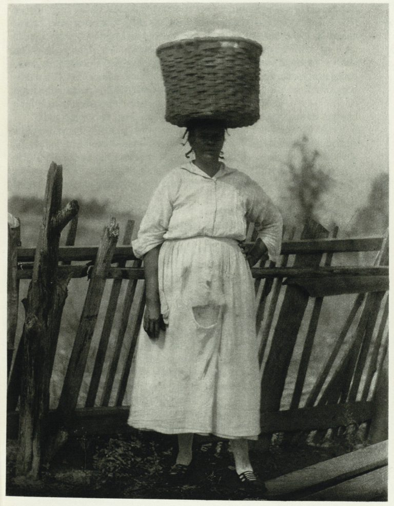 Doris Ulmann's photography aimed to preserve disappearing cultures in the Southeast