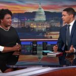 Stacey Abrams The Daily Show with Trevor Noah