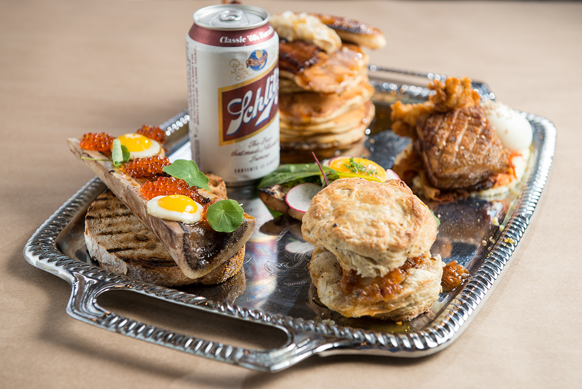One Eared Stag Chef's Breakfast best brunch Atlanta