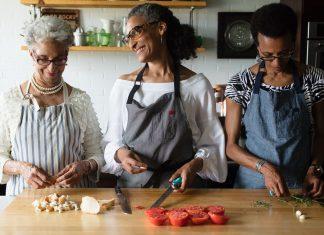Chef Carla Hall Atlanta History Center