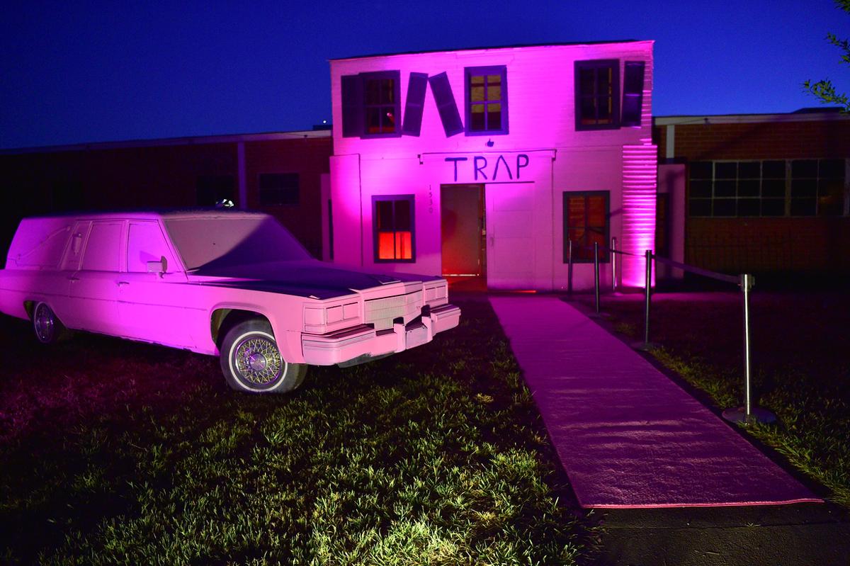 Haunted Pink Trap House 2 Chainz Newnan