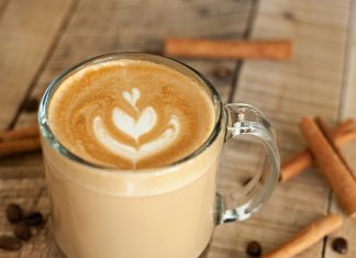 Hodgepodge Coffee Maple Syrup Latte