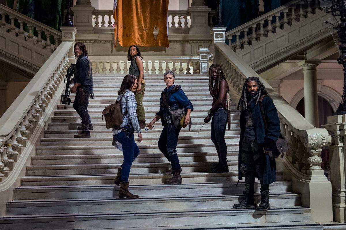 The Walking Dead 09x01