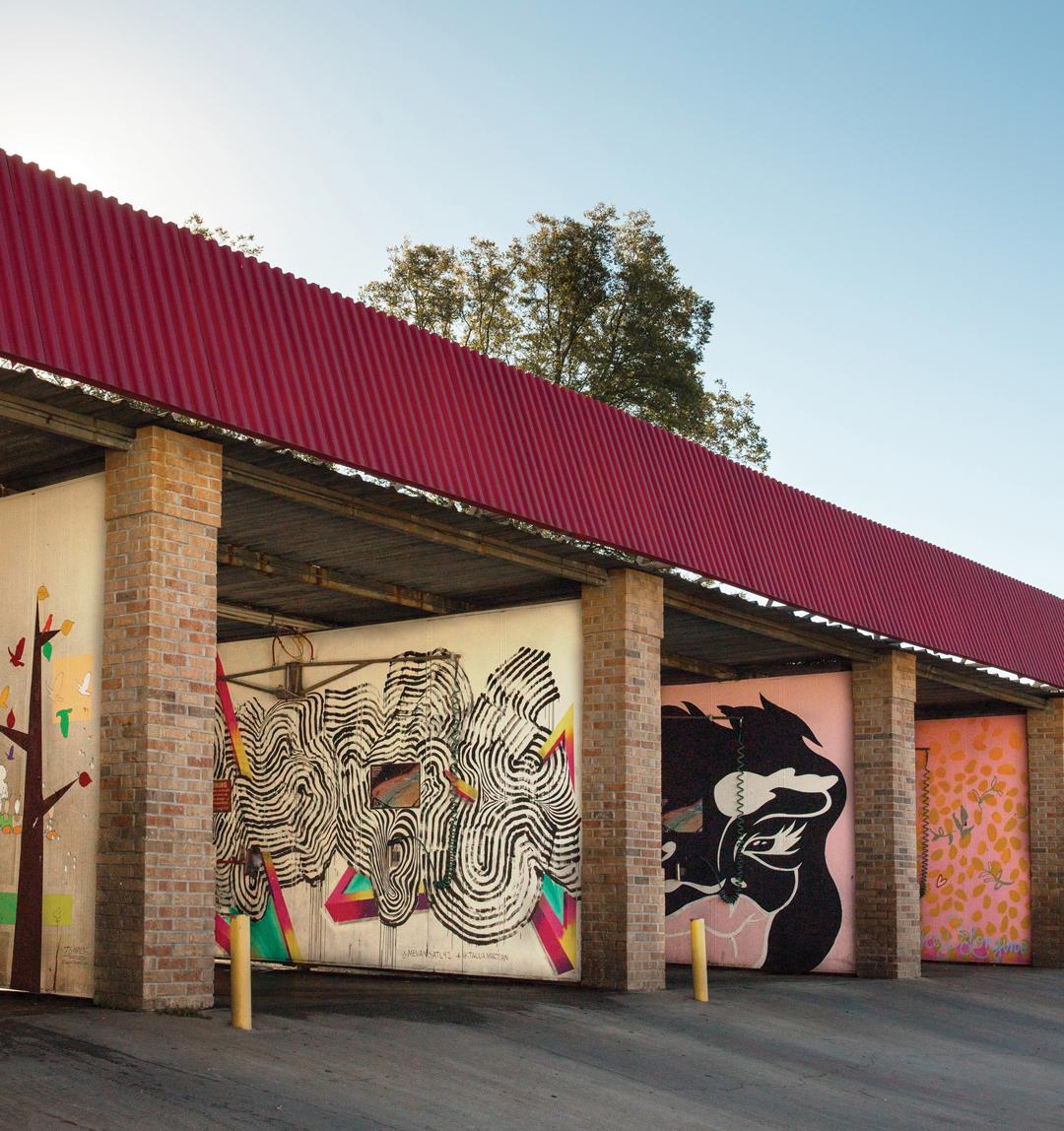 Best of Atlanta 2018: Clean Moto Car Wash murals