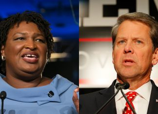Stacey Abrams Brian Kemp who won Georgia's governor race?