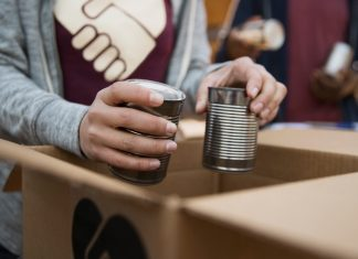 How to volunteer Thanksgiving Atlanta