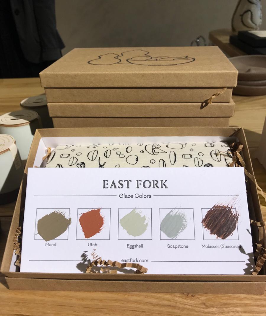 East Fork Pottery Atlanta