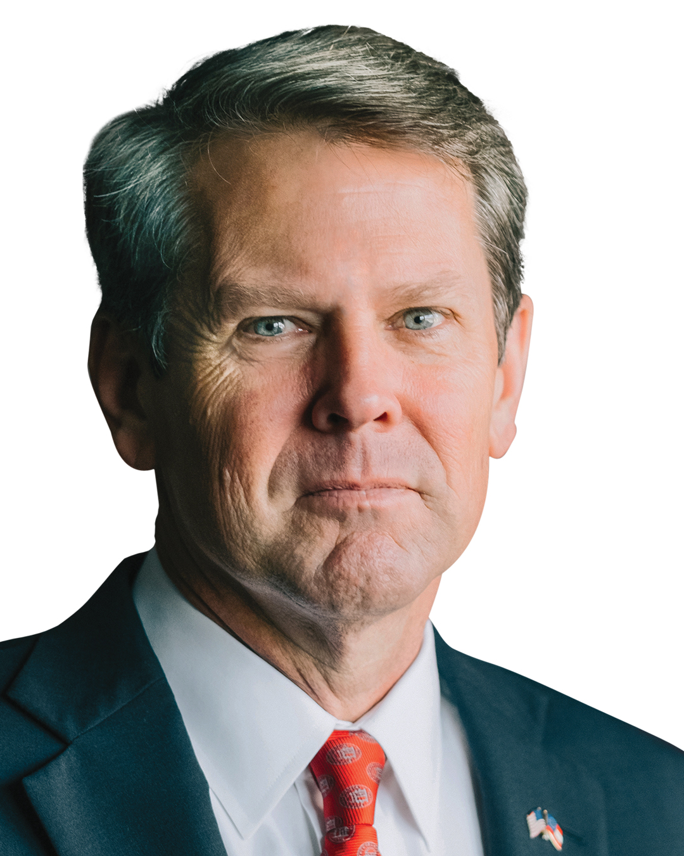 Atlanta 500: Brian Kemp