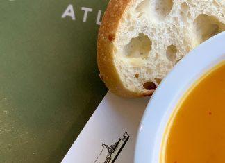 TGM Soup replaces TGM Bagel at Canteen