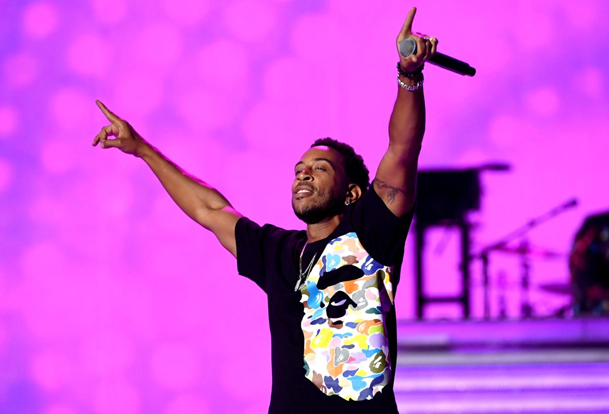 Ludacris Super Bowl concert Atlanta