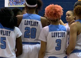 Lovejoy High School Lady Wildcats basketball