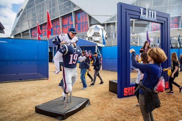Super Bowl LIII Atlanta