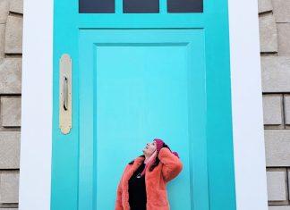Tiny Doors Giant Door Super Bowl