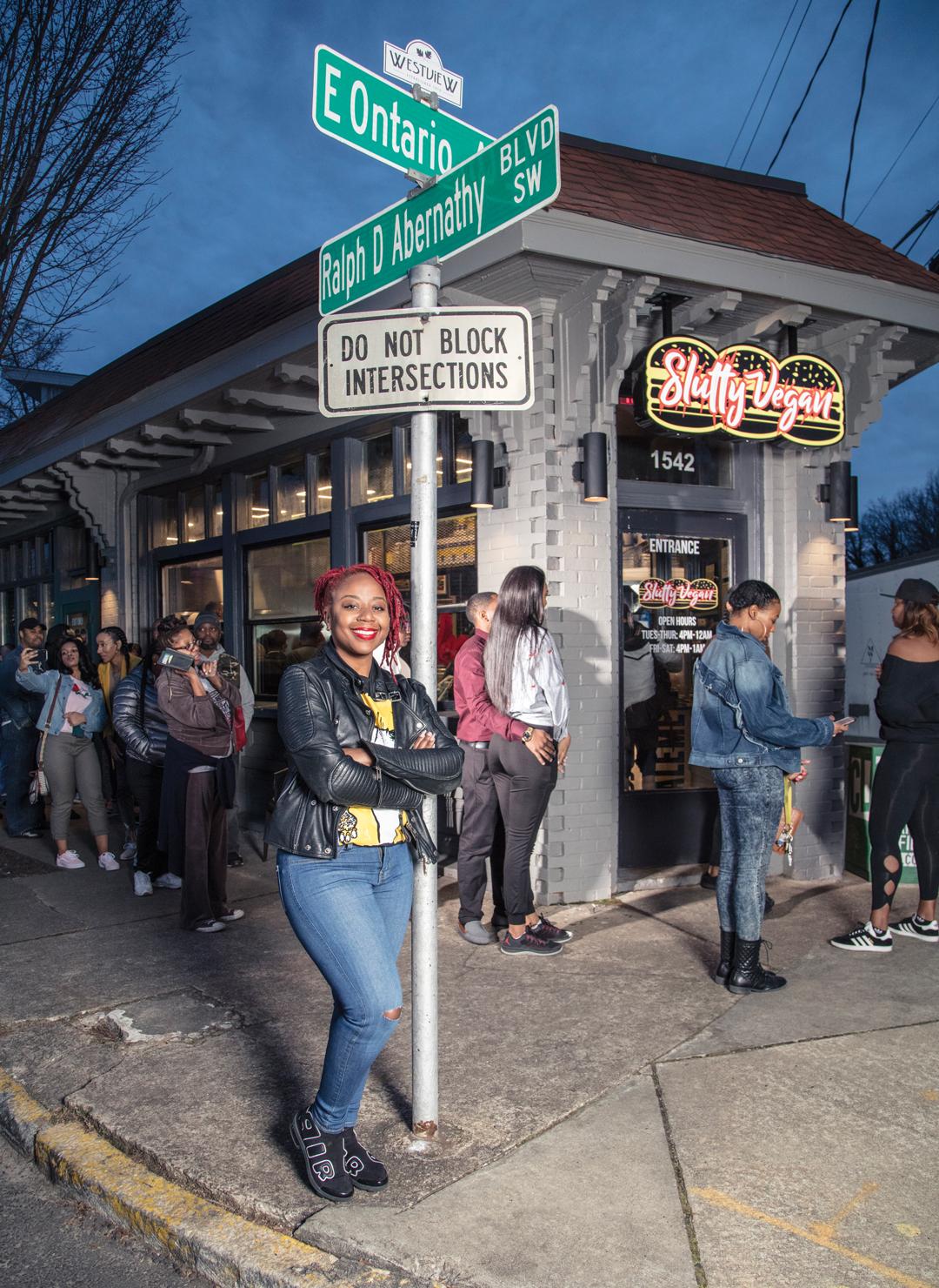 Rise of Southwest Atlanta food