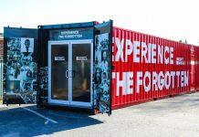 Dignity Museum LoveBeyondWalls homelessness museum Atlanta