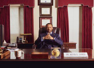 Morris Brown College Dr. Kevin E. James
